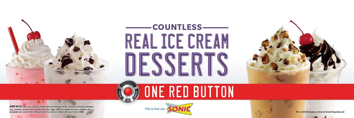 Real Ice Cream Treats